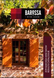 2019 Barossa Wine Show